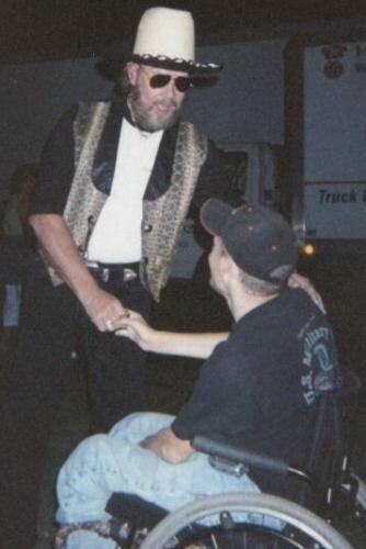 Me & Hank, 9.10.2005