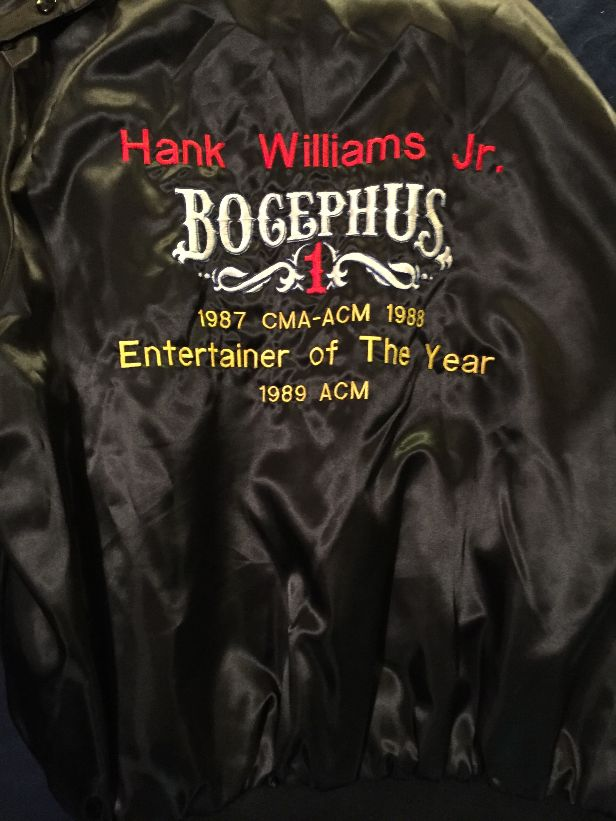 The jacket Big Al gave me