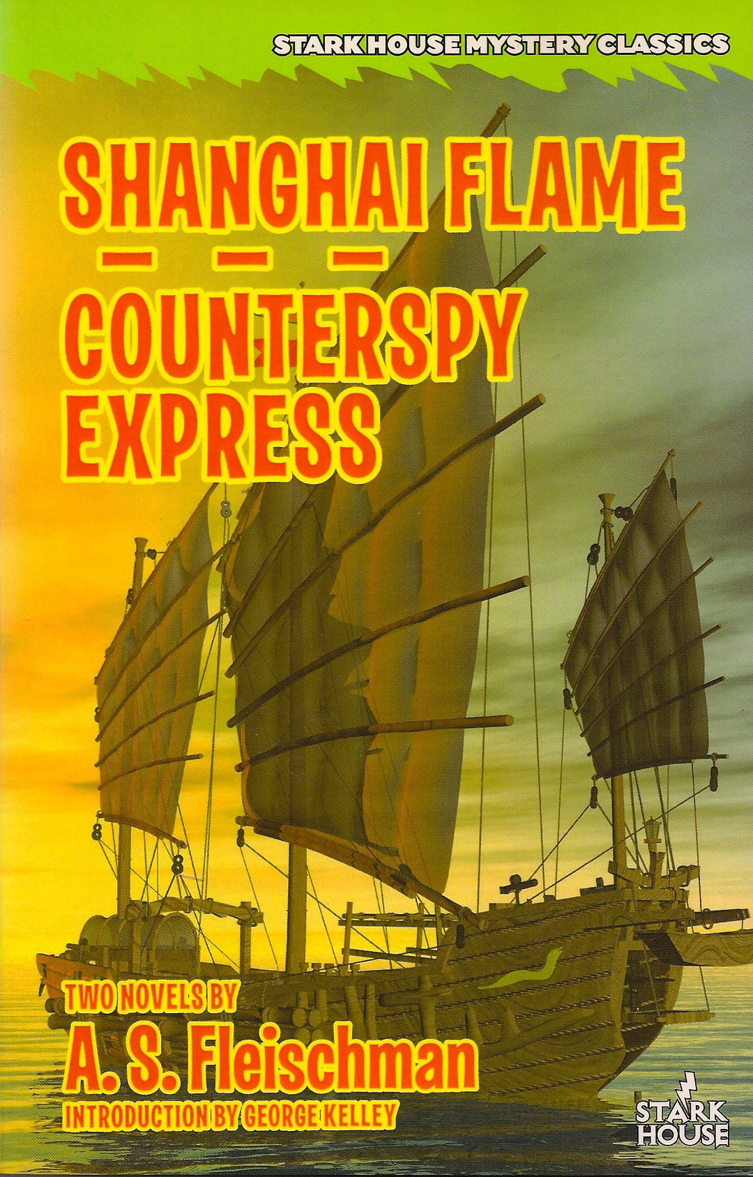 Shanghai Flame/Counterspy Express -