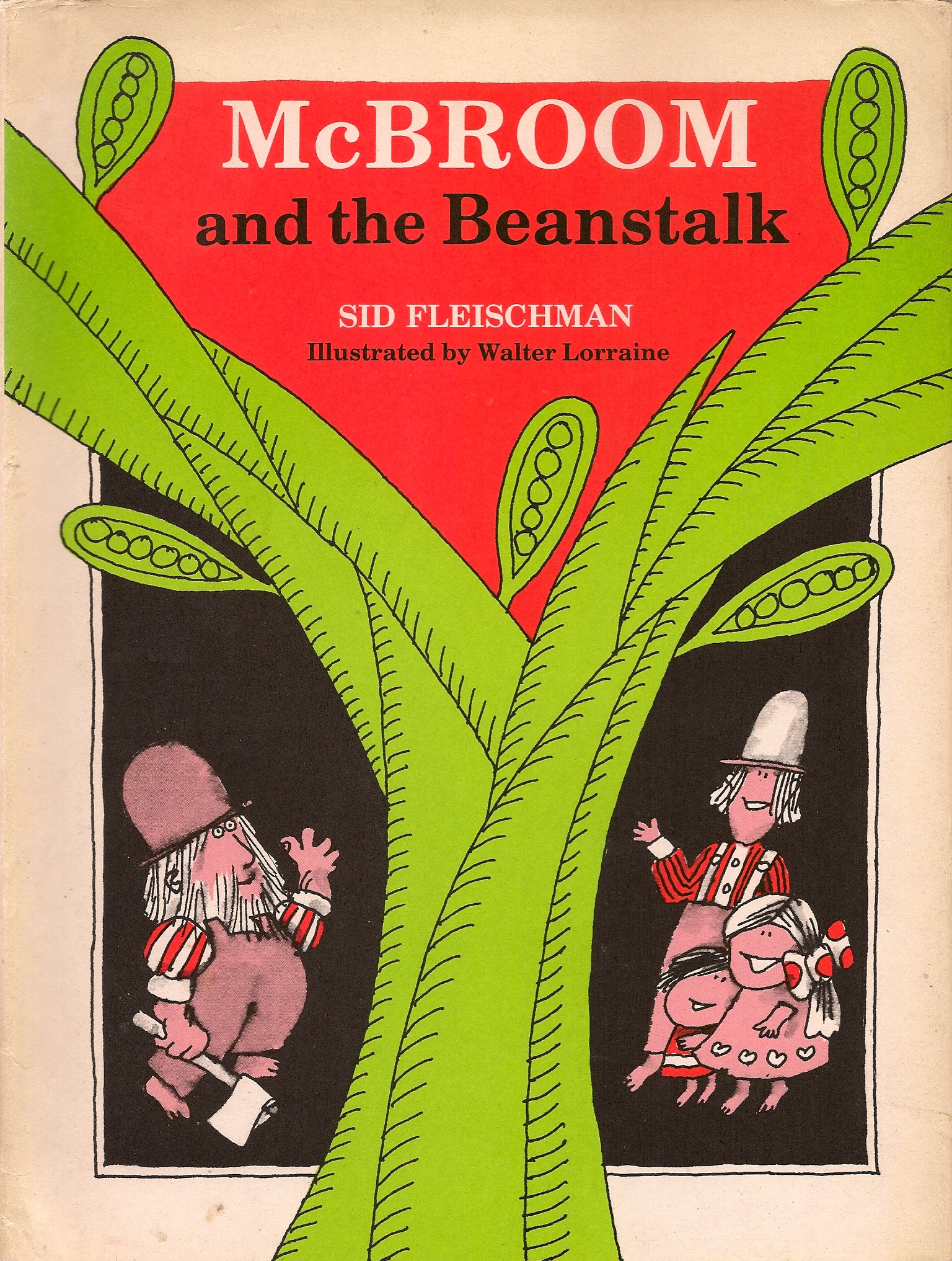McBroom and the Beanstalk