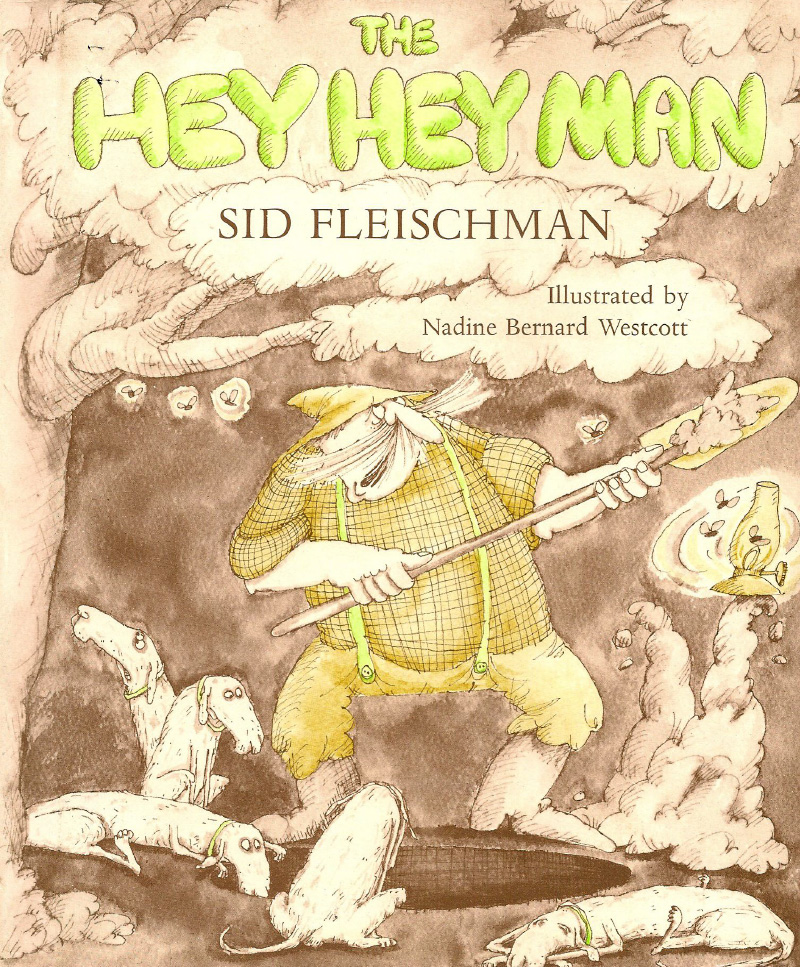 The Hey-Hey Man  -