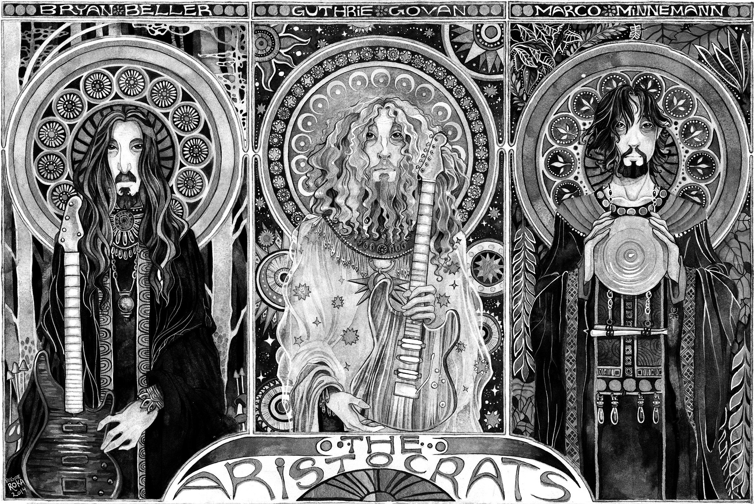Brigitte Roka_Aristocrats scan black and white small.jpg