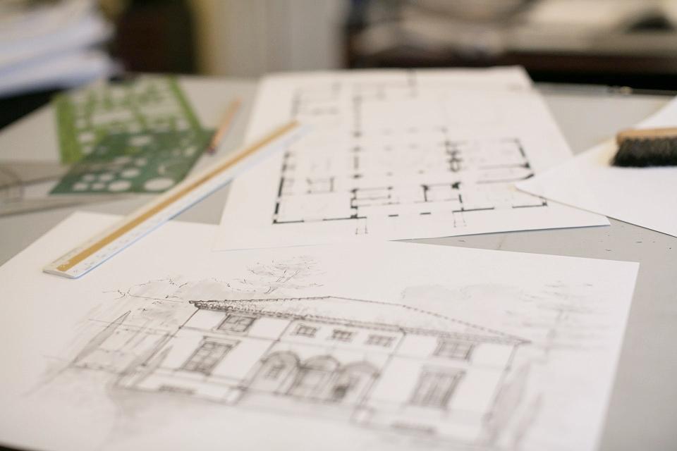 drawings on table-PB_SALON_0136.jpg