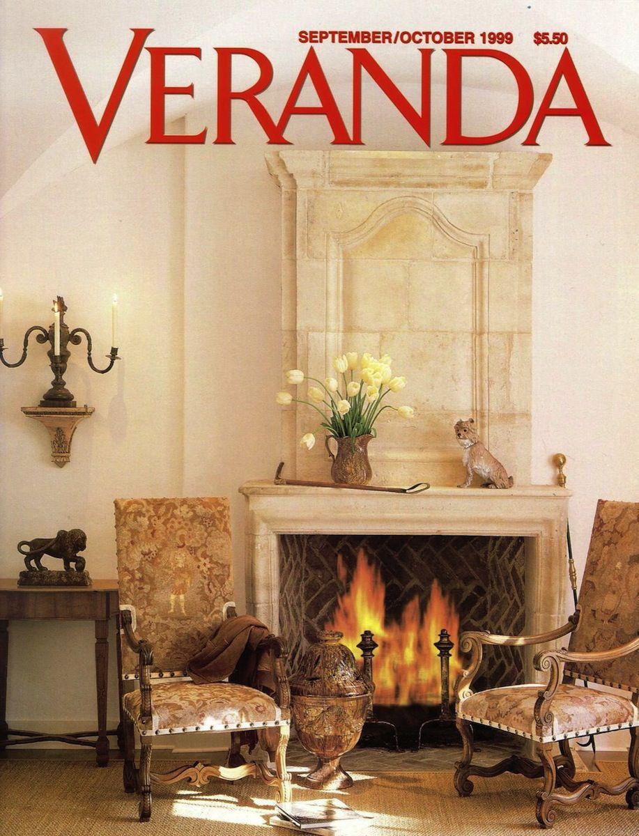 Sight Plan - Published in Veranda, Sept-Oct 1999
