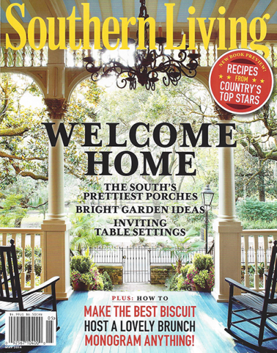 Remake history - Published in Southern Living, May 2014