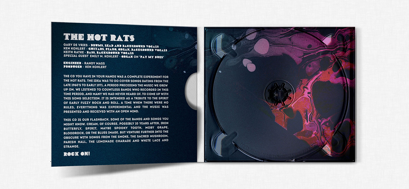 THE HOT RATS • FLASHBACK