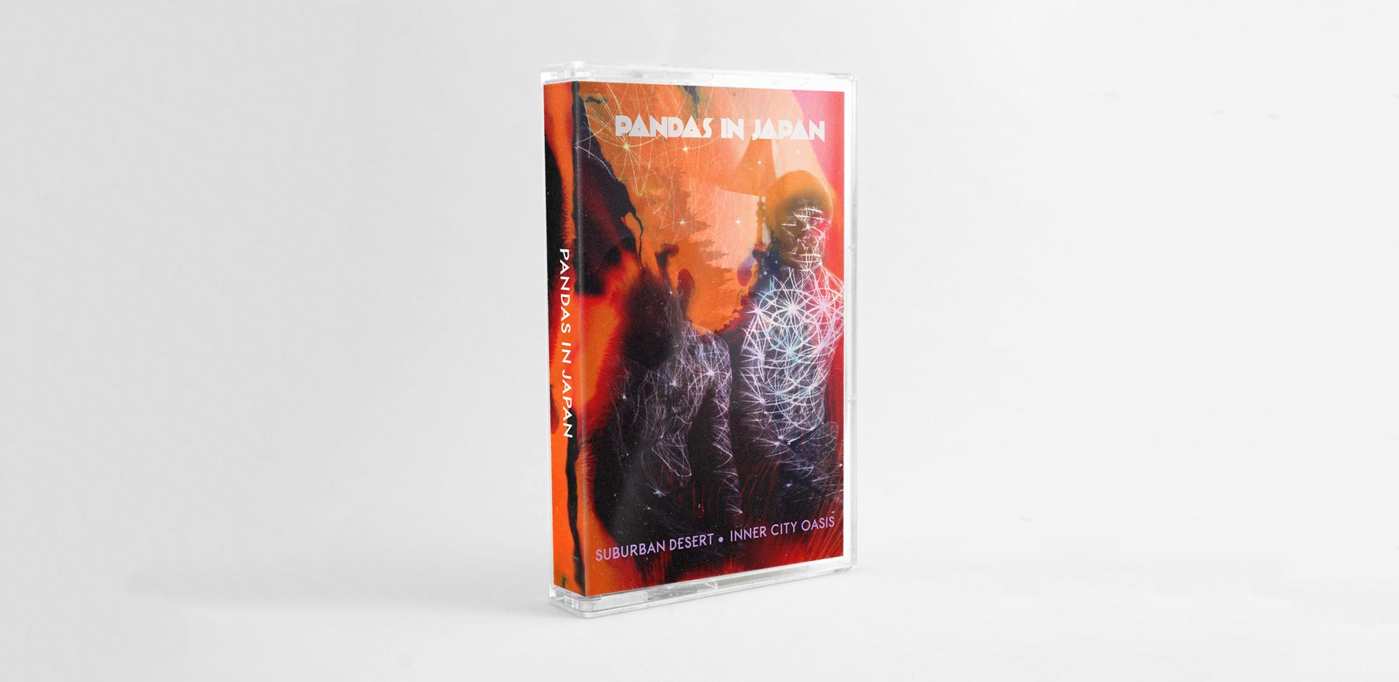 PANDAS IN JAPAN • SUBURBAN DESERT / INNER CITY OASIS