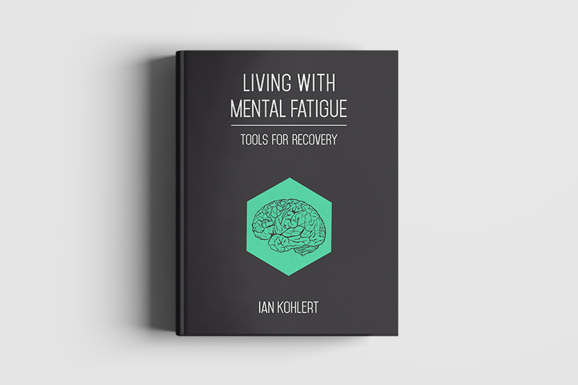 Living With Mental Fatigue - Book Cover