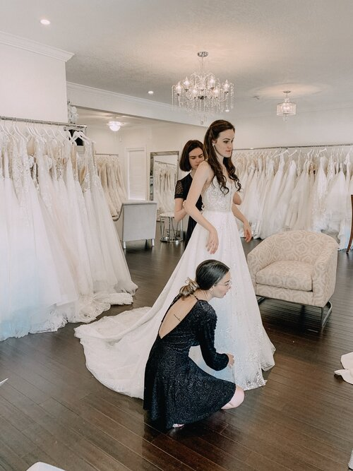 Bridal Gown Studio Orlando Wedding Dress Boutique
