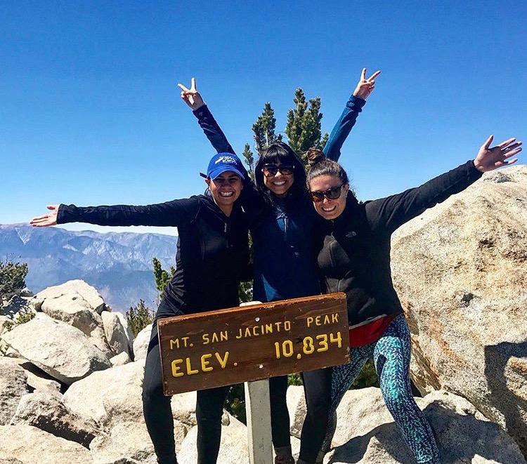 June 2018: San Jacinto Peak via Deer Springs