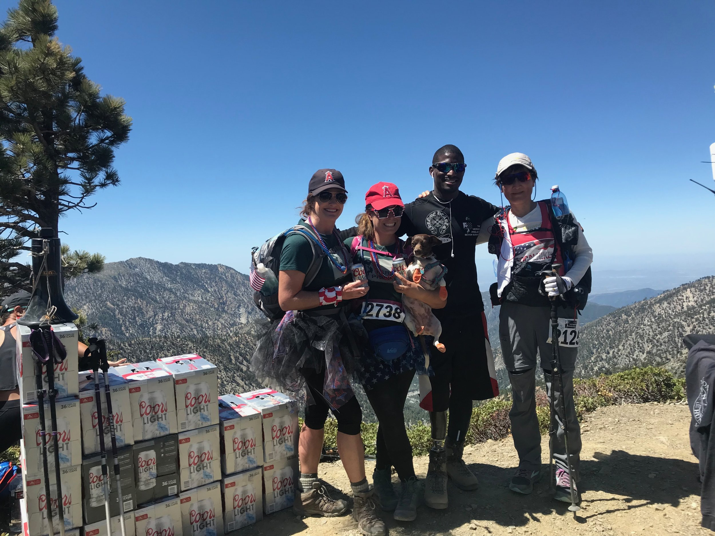 Climb For Heroes 2018