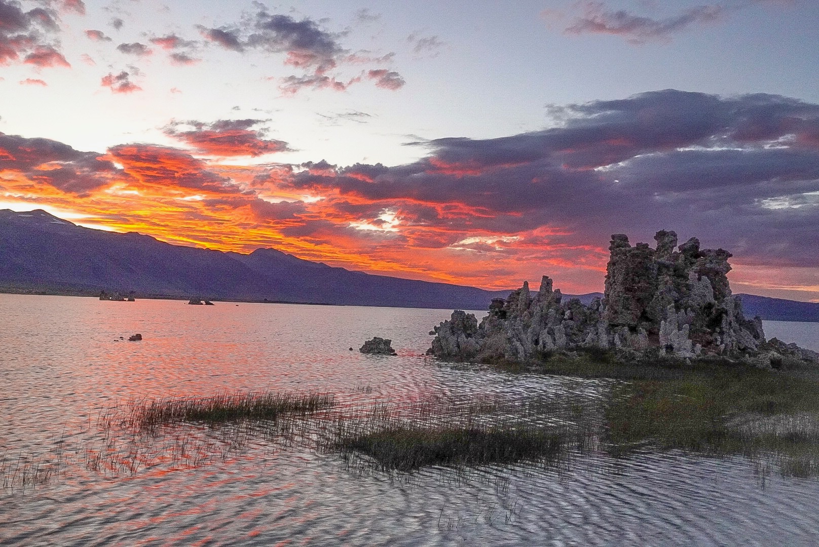 South Tufta, Mono Lake