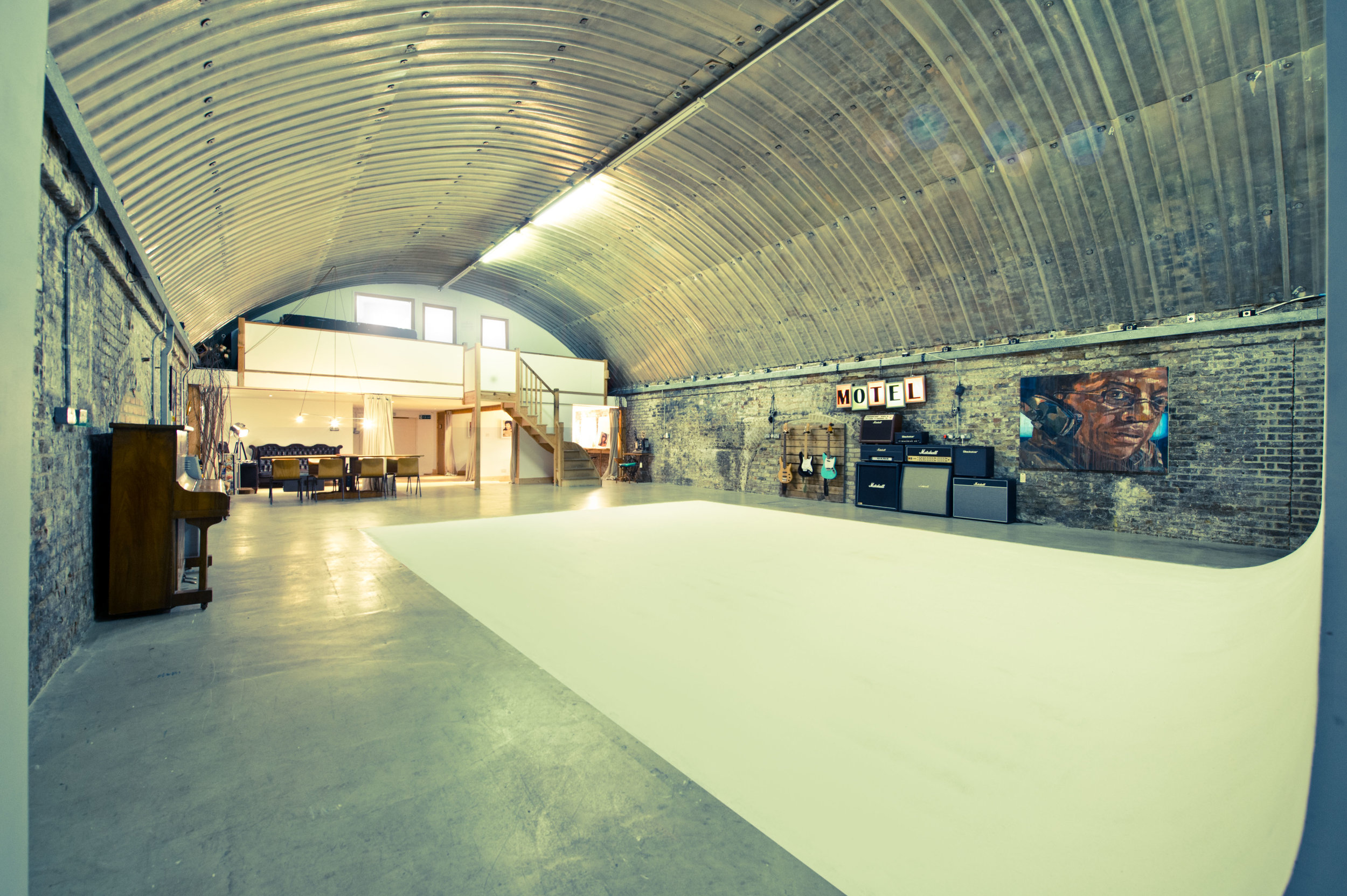 Daylight Studio (Hire) Hackney