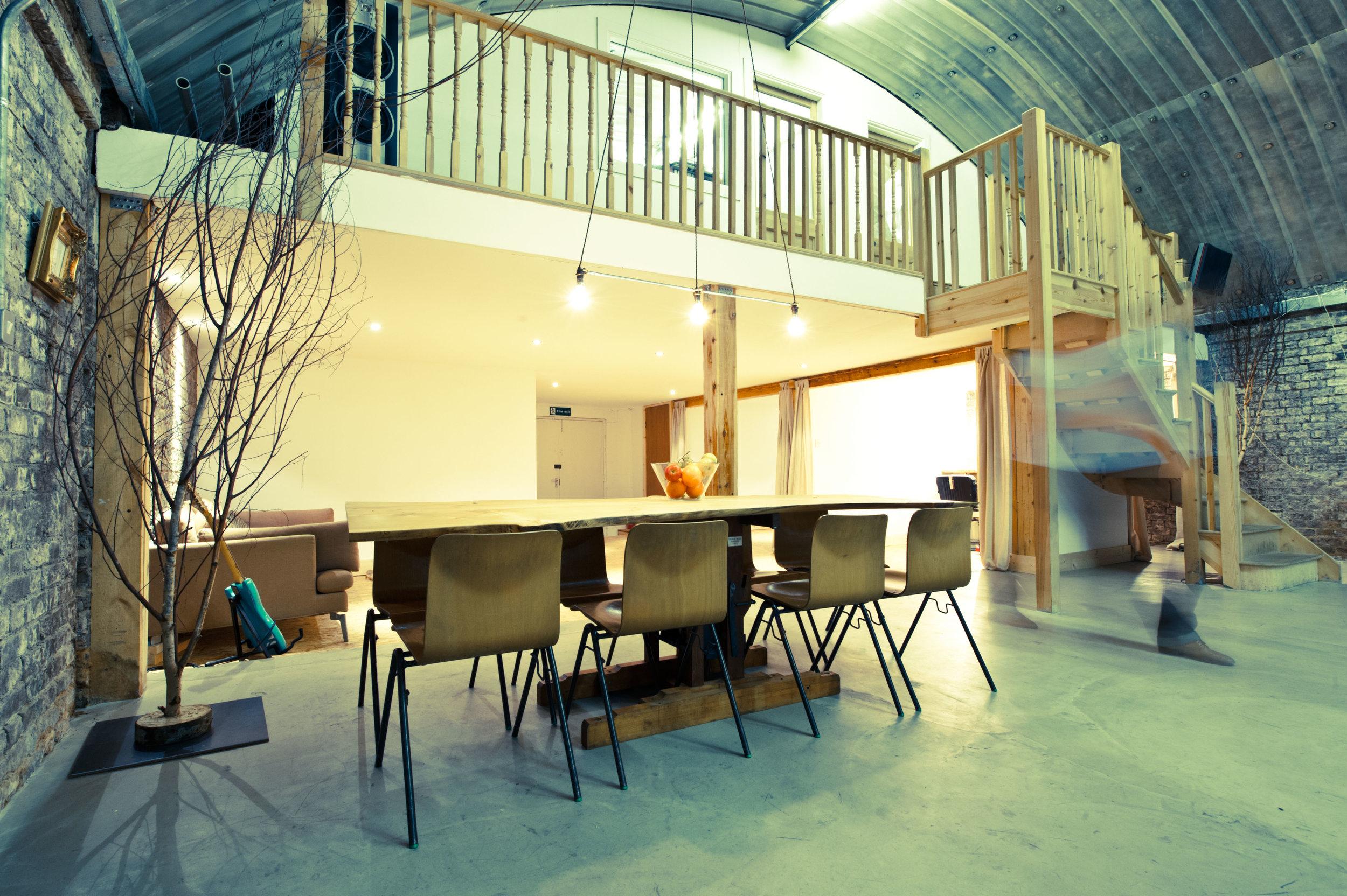 Daylight Studio (Hire) Shoreditch