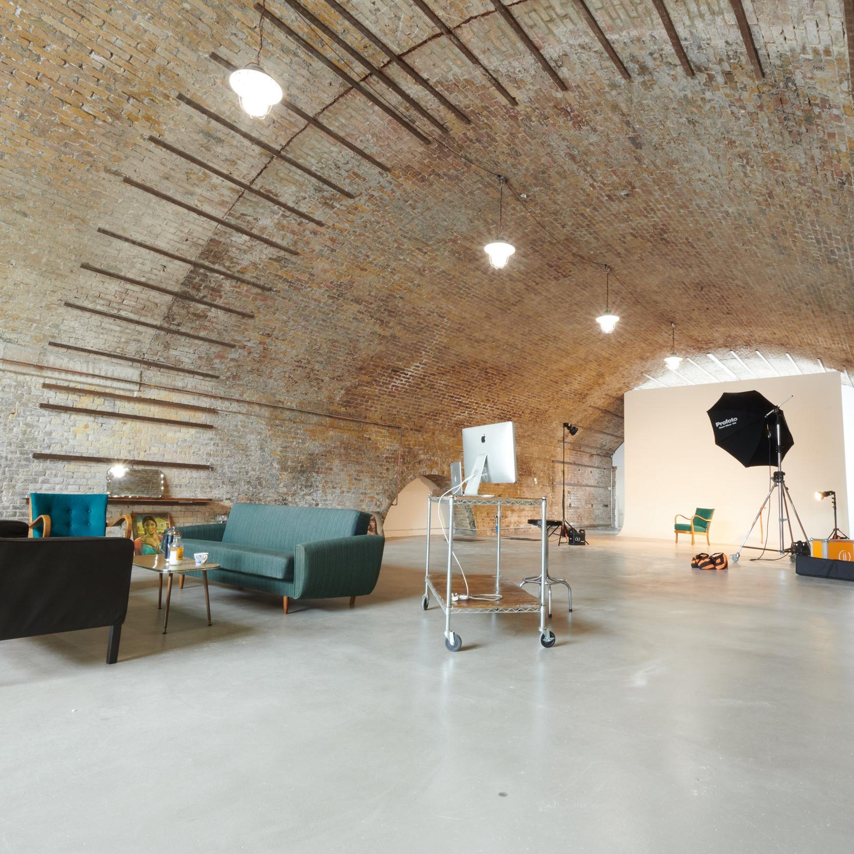 Studio Hire -