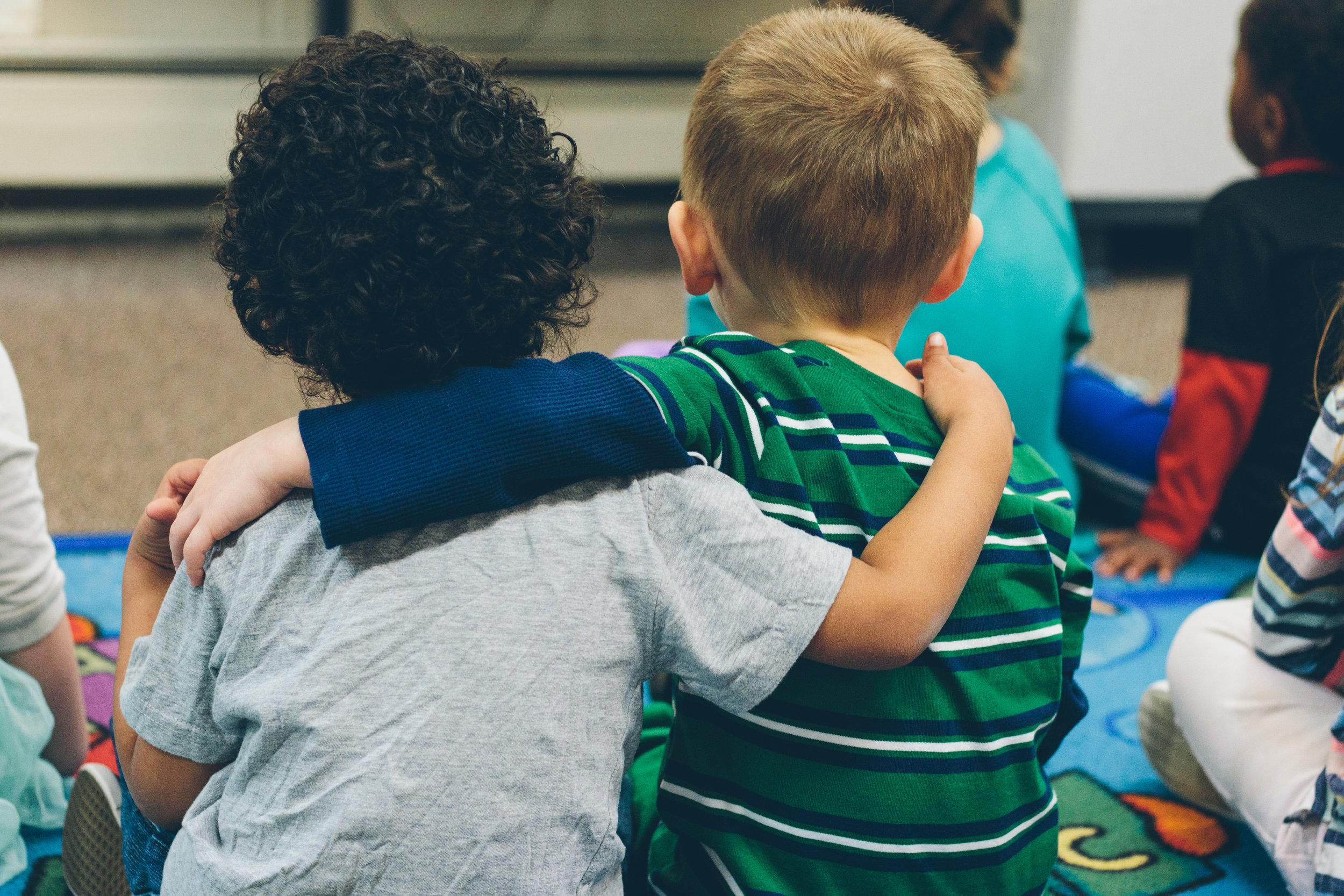 GOALS OF CHILDREN'S ACADEMY -