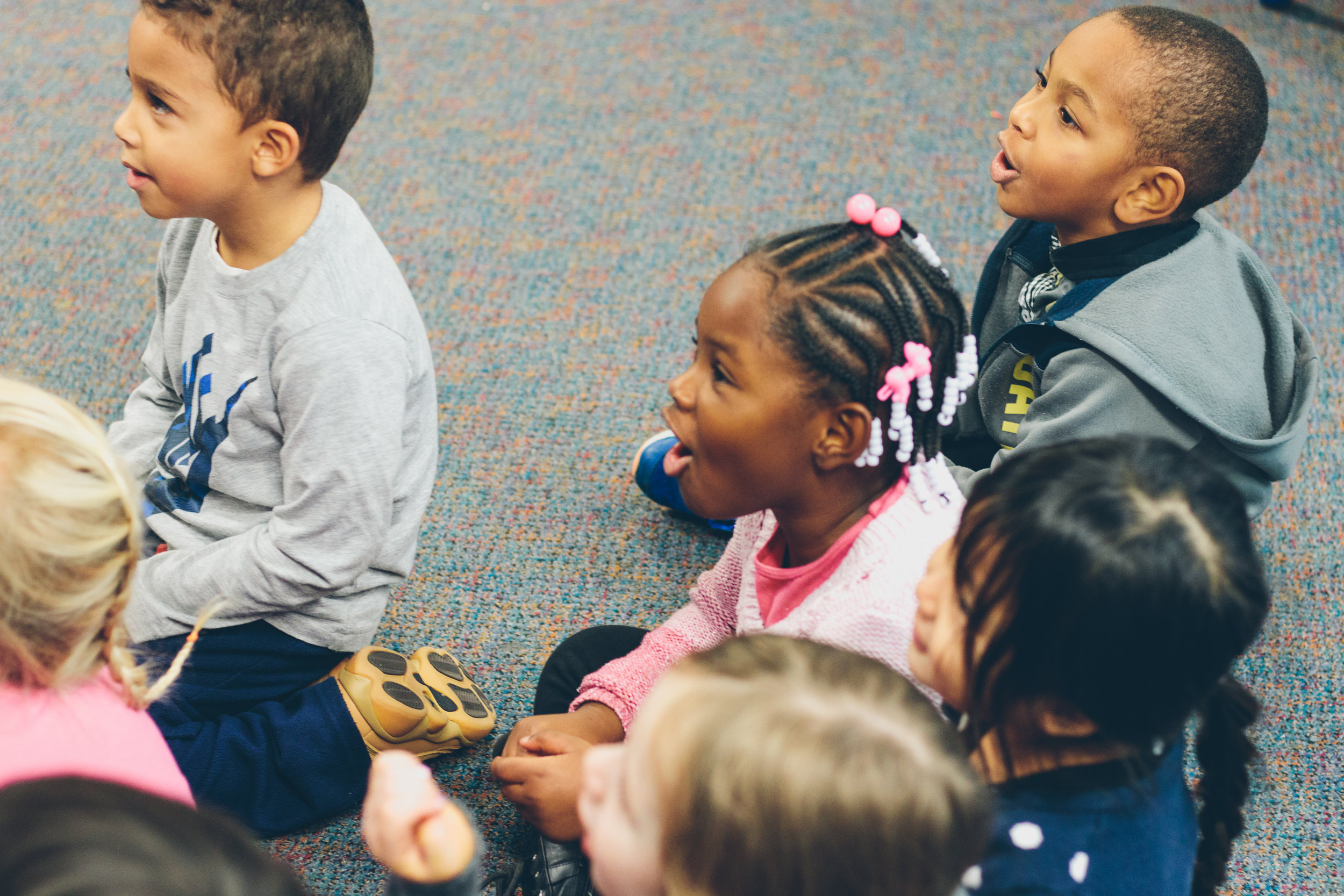 About Us - Children's Academy is licensed by the State of Ohio Board of Education and provides childcare 6 a.m. - 6 p.m. Monday through Friday.We serve children from 12 months through 12 years of age, including:InfantToddlerPreschoolPre-KindergartenKindergartenFirst and Second GradeBefore and after school care for school-age childrenSummer and school break care for school-age children. Each day, children are served a nutritious breakfast, lunch, and afternoon snack in a family style setting. Our staff is professional and care about children. Staff are trained in CPR, First Aid, Communicable Diseases, and Child Abuse and Neglect.