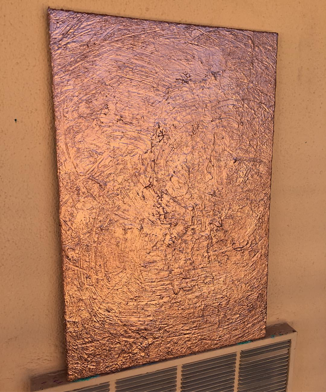 Surface of Copper 2016 - SOLD