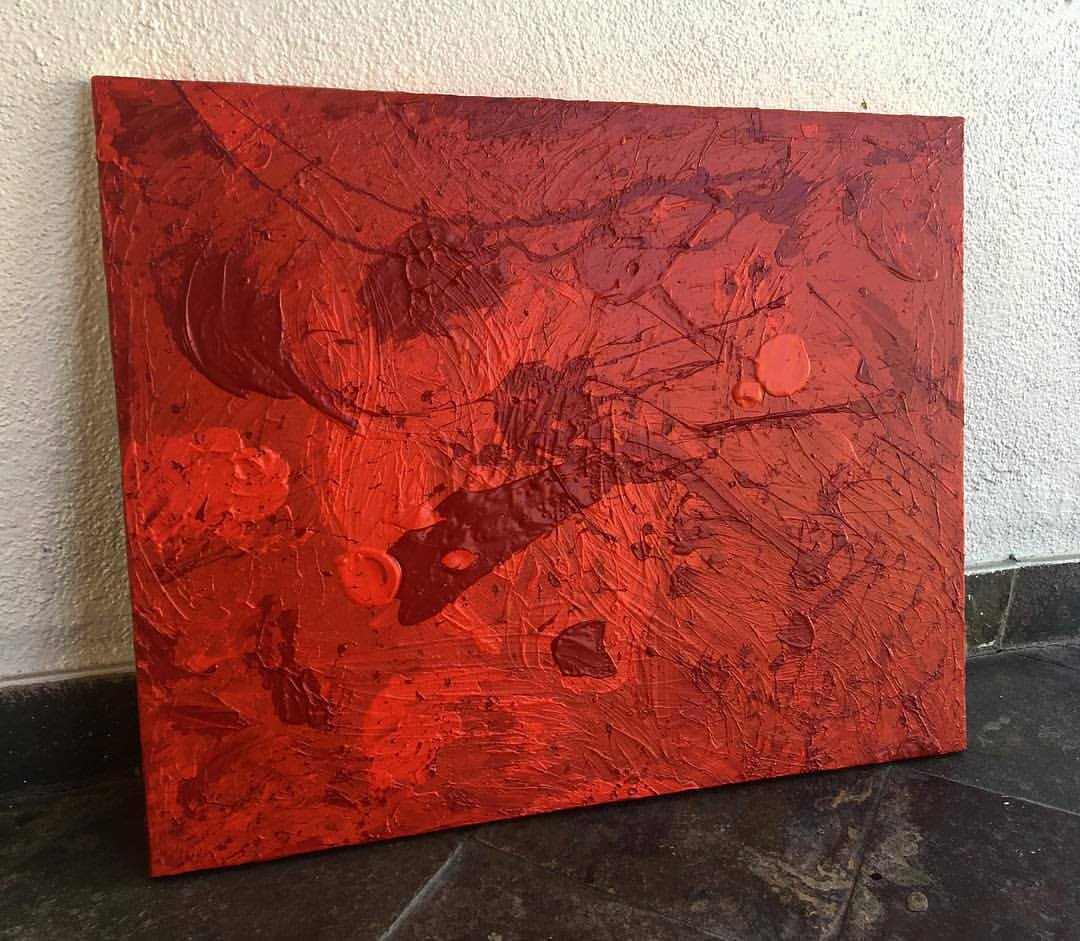 Red Recoil 2017 - SOLD