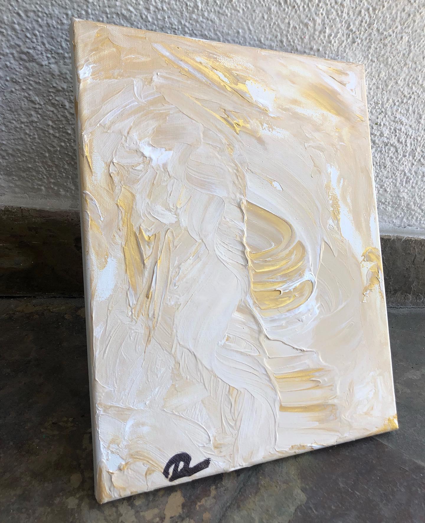 """A Gold Typhoon 11x14"""""""