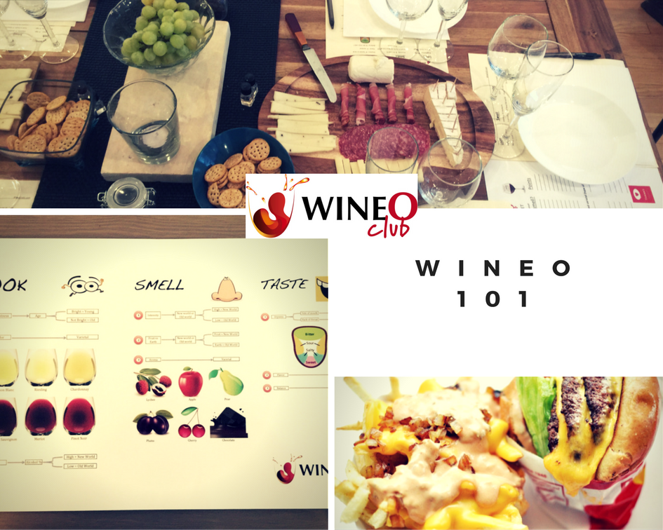 WineO 101 - * Wine & Cheese Pairings* Learn how to Look, Smell, and Taste like a Sommelier* Learn Wine &Food Pairings (what to pair with a Shake Shack burger)* Interactive Games and small prizes* Blind Tasting