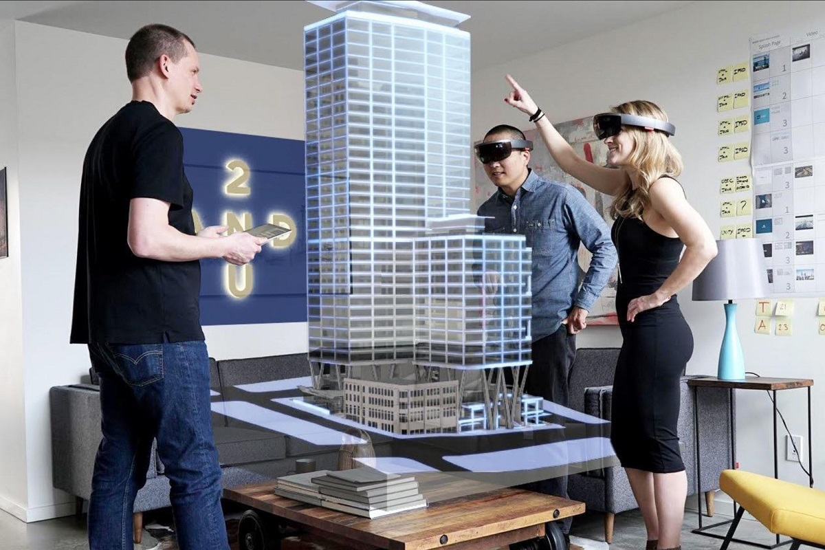 VIRTUAL REALITY TOURS & PROJECT VISUALIZATION -
