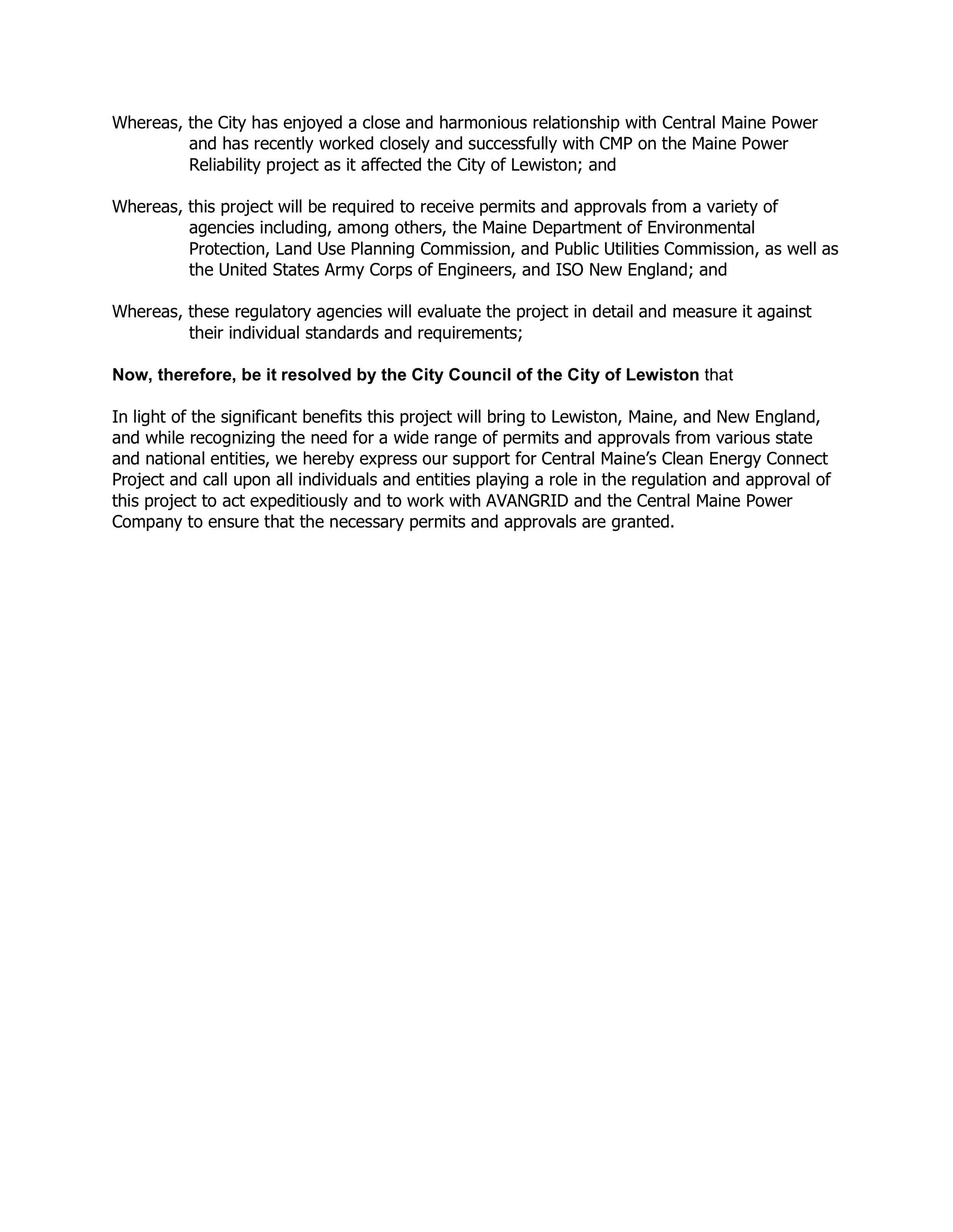 Resolve pg 2- Supporting CMP Clean Energy Connect.png