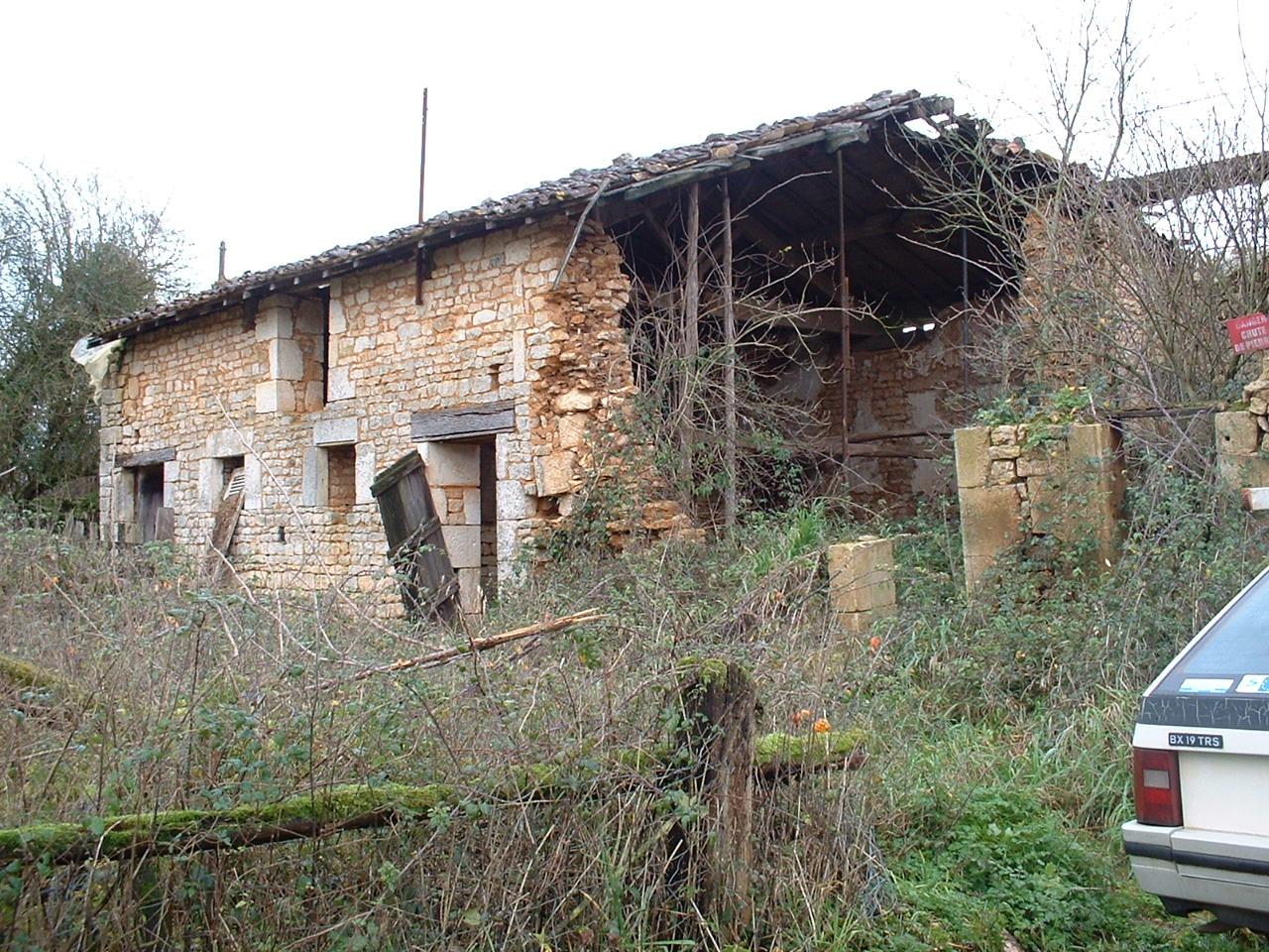 Renovation of Le Ruisseau Perdu