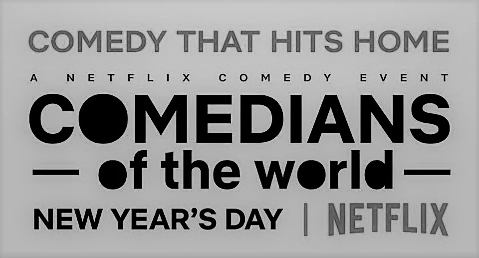 Episode 61    Comedians of the world