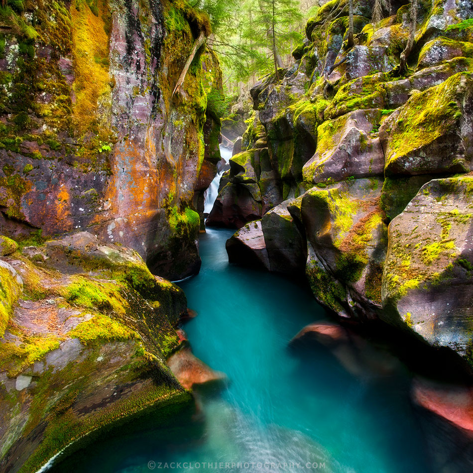 """AVALANCHE GORGE"""