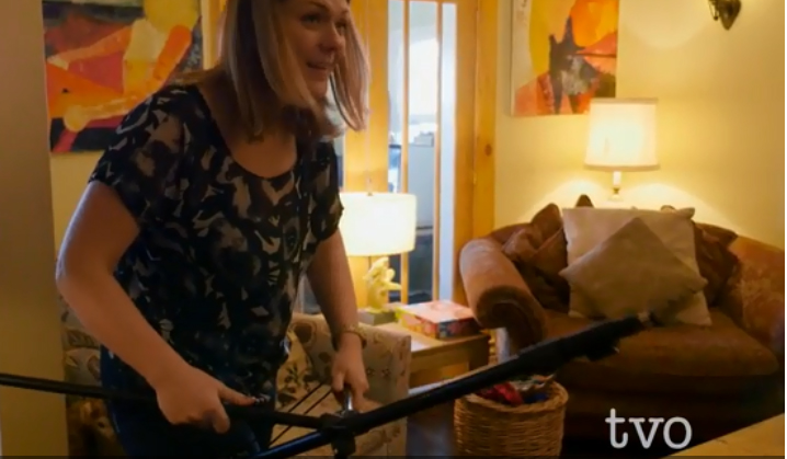 "I was featured in the TVO documentary ""The Family Camera"" - Check it out here!"