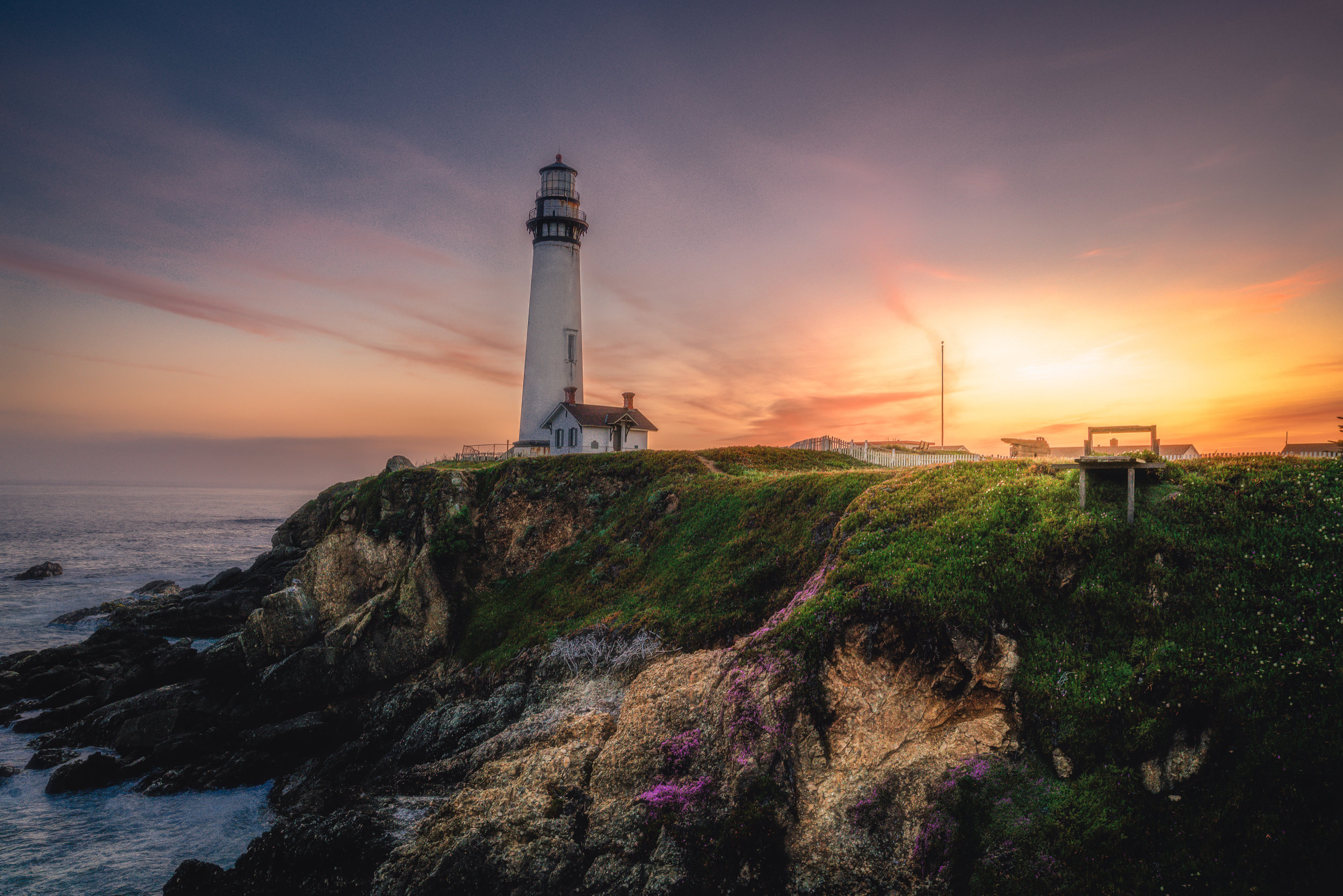 Pigeon Point Lighthouse 2019 Buhay Photography