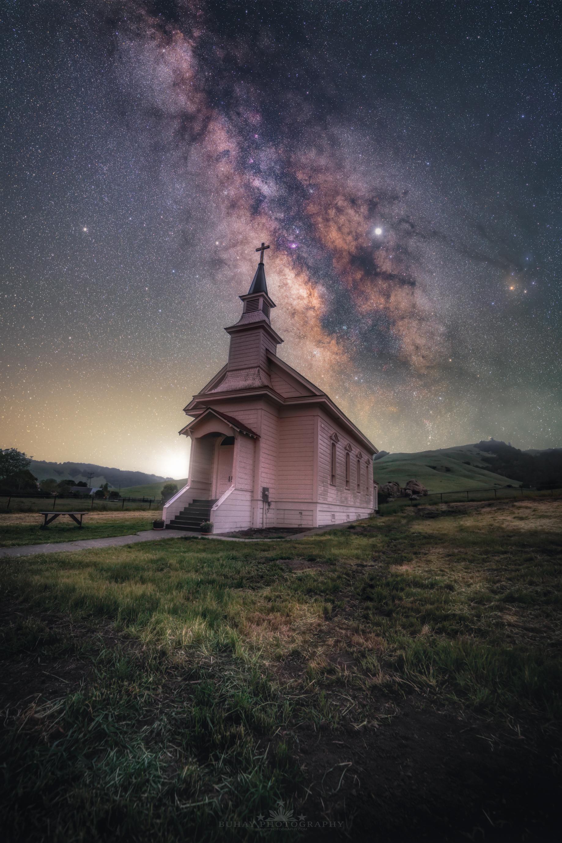 Buhay Photography 2019 Milky Way