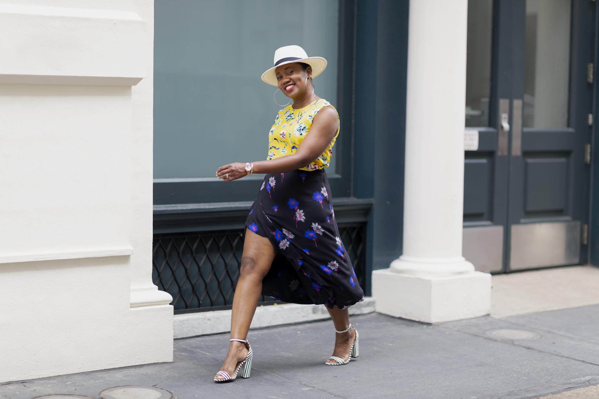 Mikaela-Pabon-mixed-prints-personal-stylist