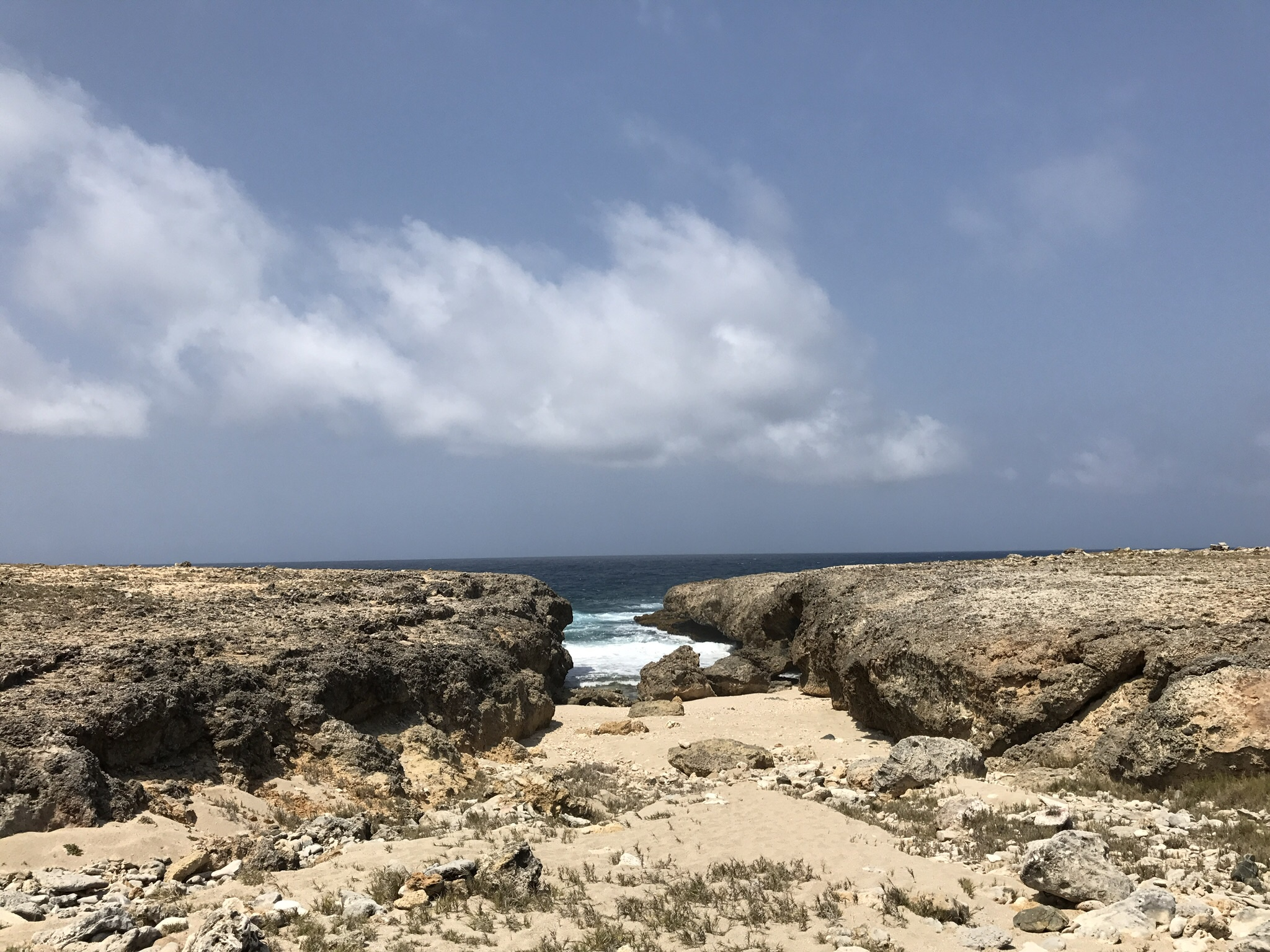 Aruba Natural Bridge
