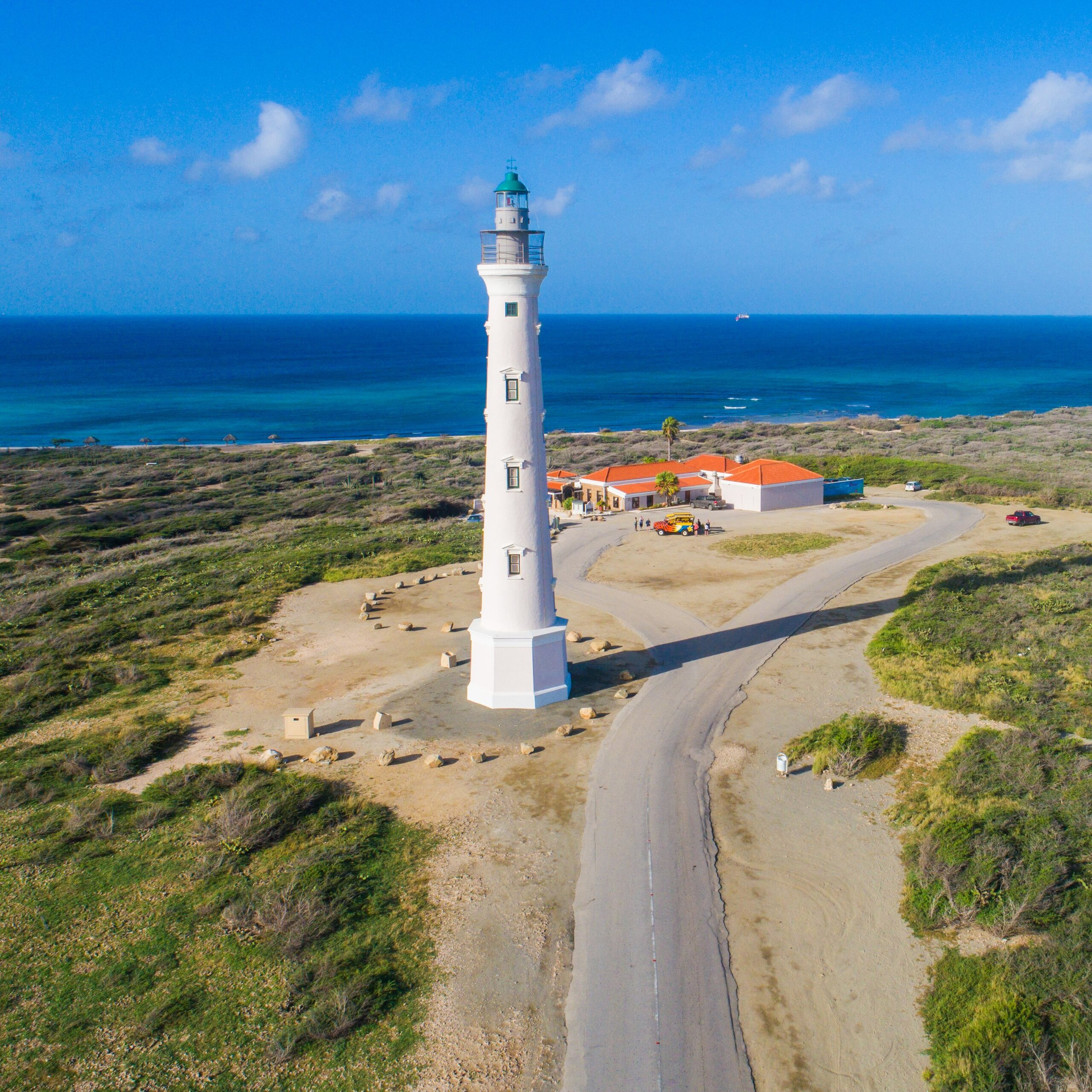 California Light House - Image Credit: Aruba.com
