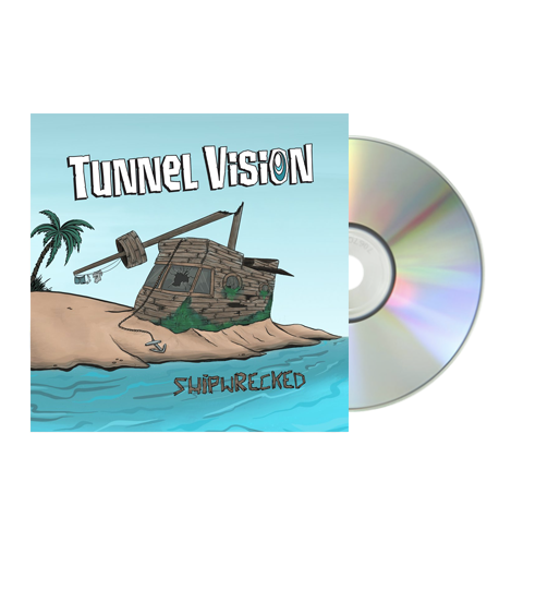 Shipwrecked (CD)