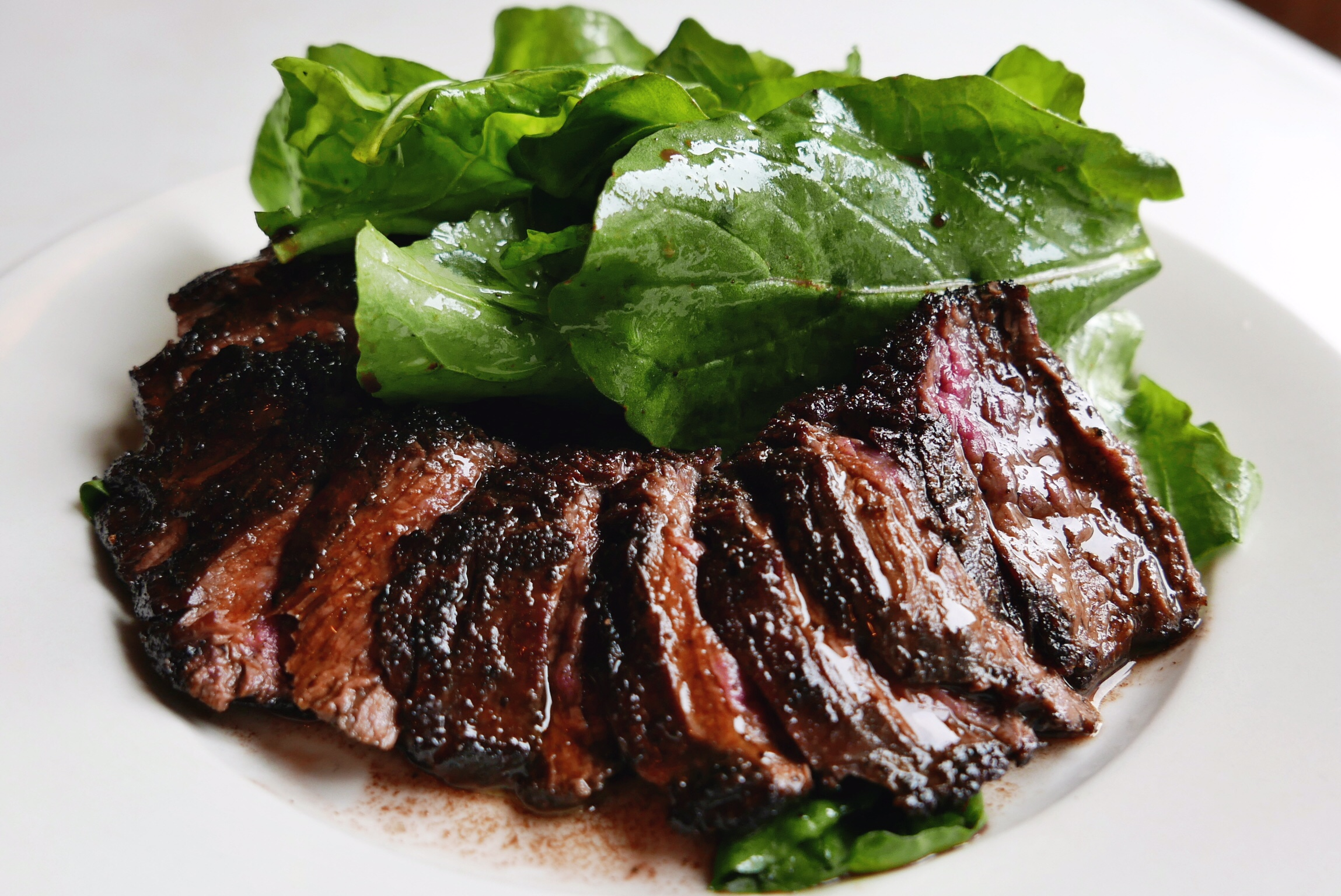 Tagliata Toscana Seared Skirt Steak