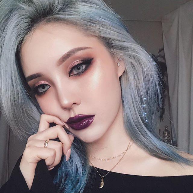 my girl crush 😭 I vibe with @ponysmakeup wahhh! #ponyexpress #shiseidokorea #makeupartists #koreanmakeup