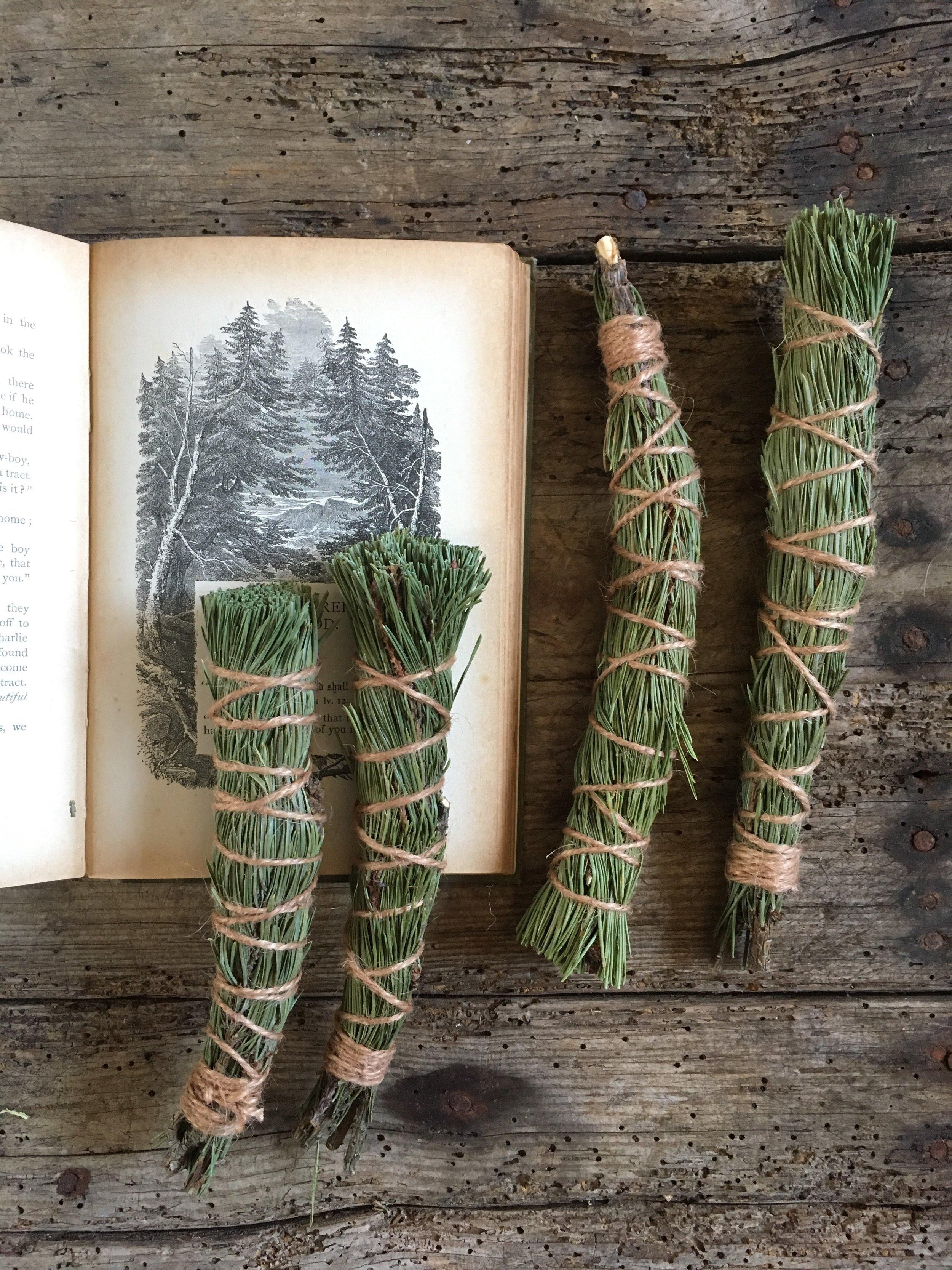 Pinesmudgestick