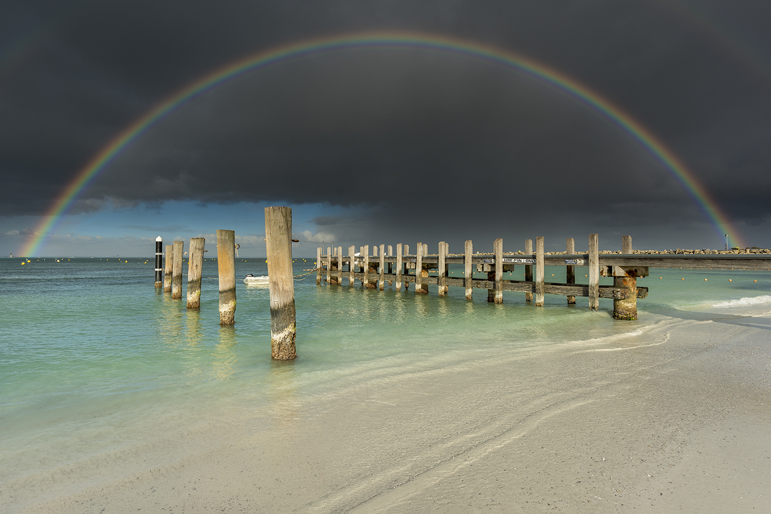 THOMSON BAY - STARK RAINBOWS