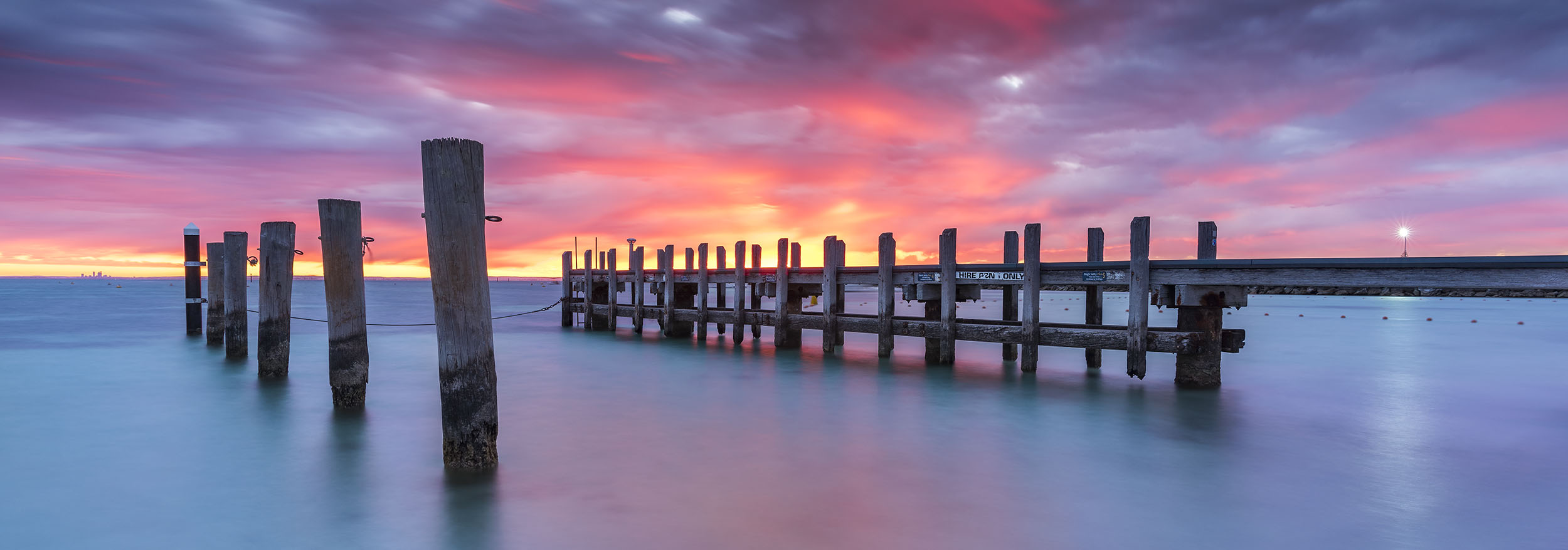 THOMSON BAY - STARK JETTY SUNRISE SPECIAL