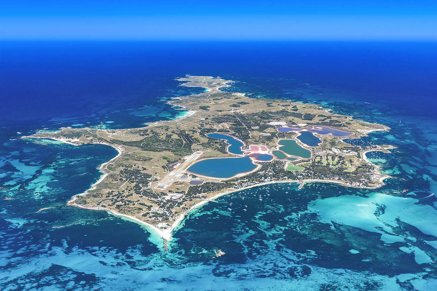 ROTTNEST ISLAND - THE ROCK