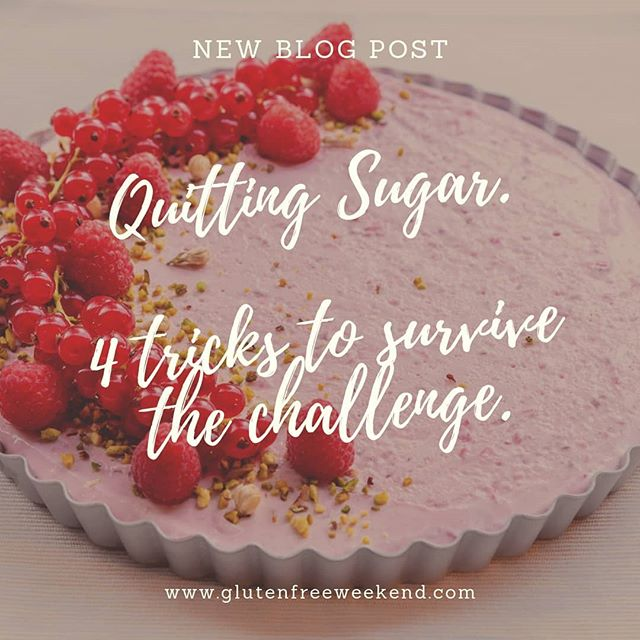NEW BLOG POST! Why quitting sugar and how to do it? I'm sharing my tips after my 6+ weeks experiment 😱😂 🕵️♀️Whether you're seriously considering it, or you think it's an impossible challenge, read with an open mind. 💥My goal is to inspire more people to be conscious about food choices, and to be excited about eating healthy. 🙌 If you're on the same mission!  #healthyfood #thenewhealthy #thekitchn #sugarfree #sugarbreak #glutenfree #cleaneating #detox #yummy #happyfood #foodlove #glutenfreefoodie #heresmyfood  #glutenfreeweekend #celiac  #foodstagram #blog #healthblog #italianfoodbloggers