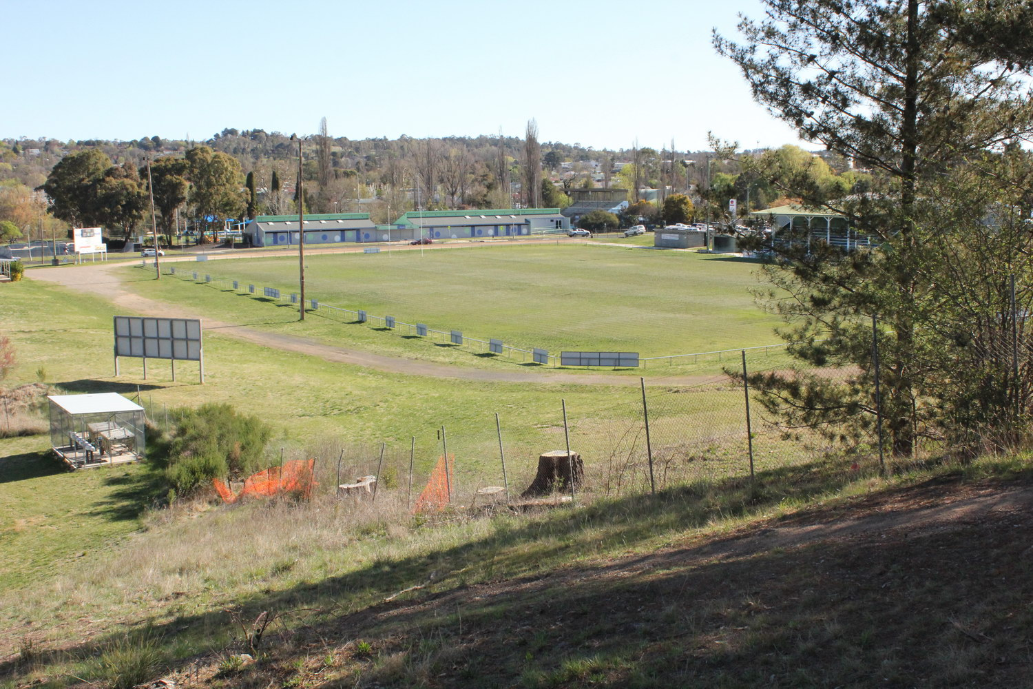 Rugby Park and Monckton Aquatic Centre