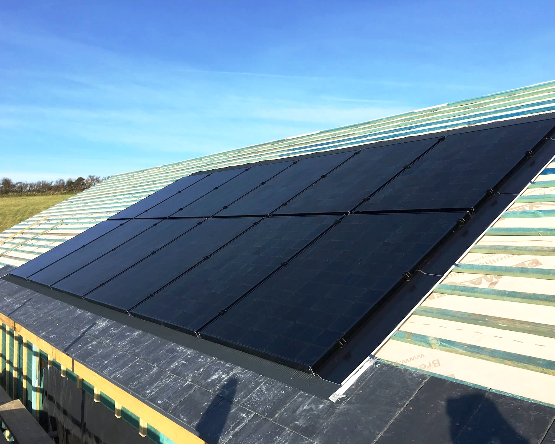 SolarEdge Solar Panel Optimiser Upgrade Installation