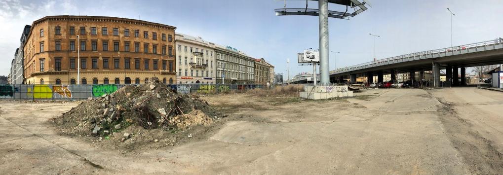 Manifesto Market before and after wasteland