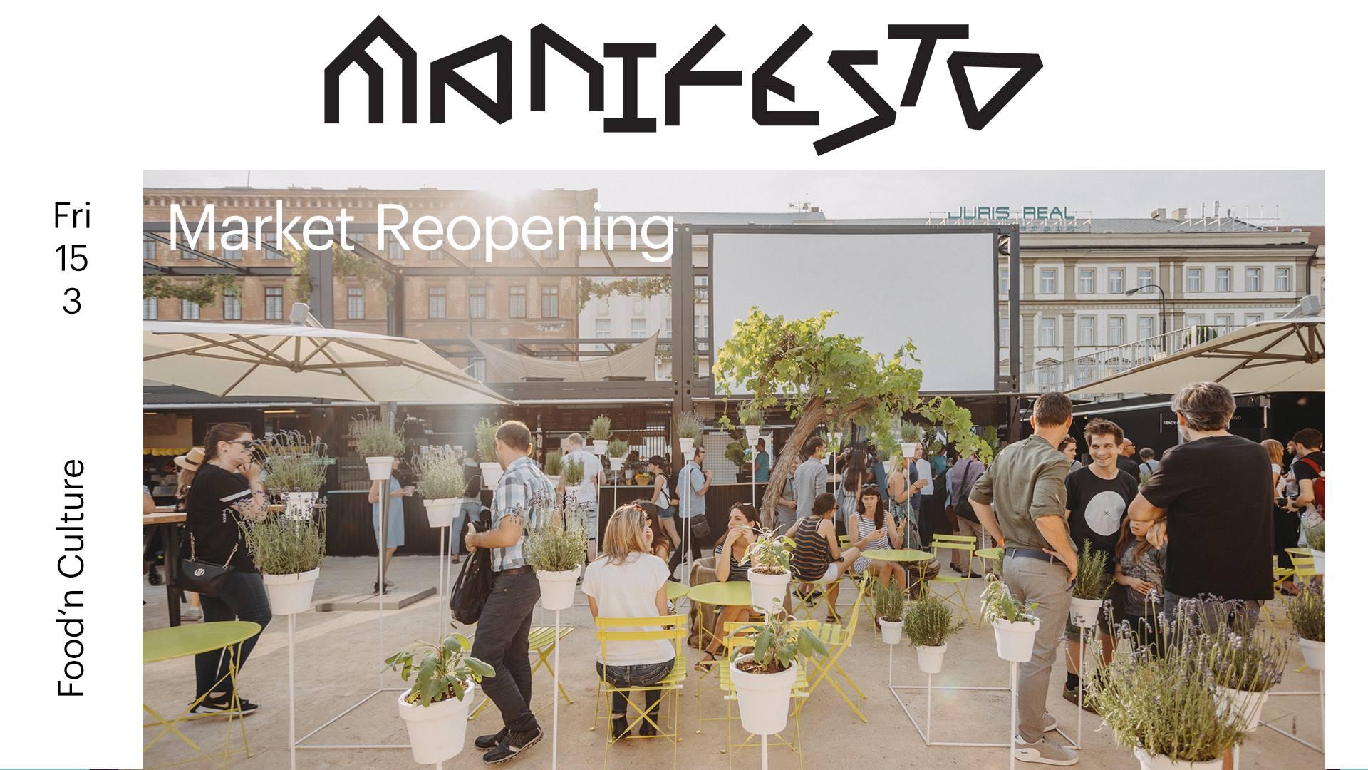 Manifesto-Market-reopening