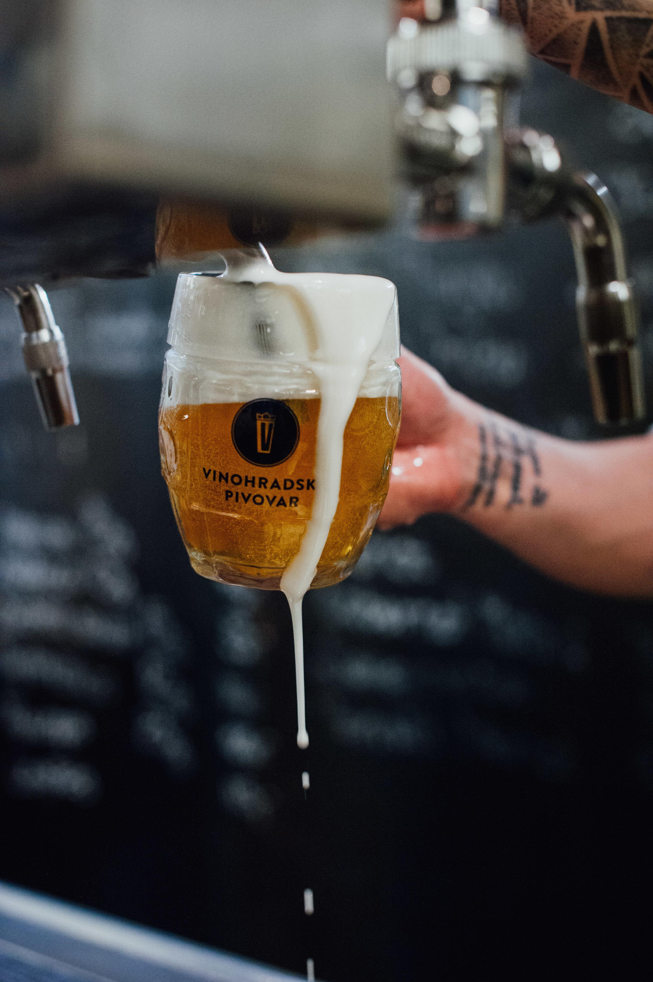 - Vinohradský pivovar
