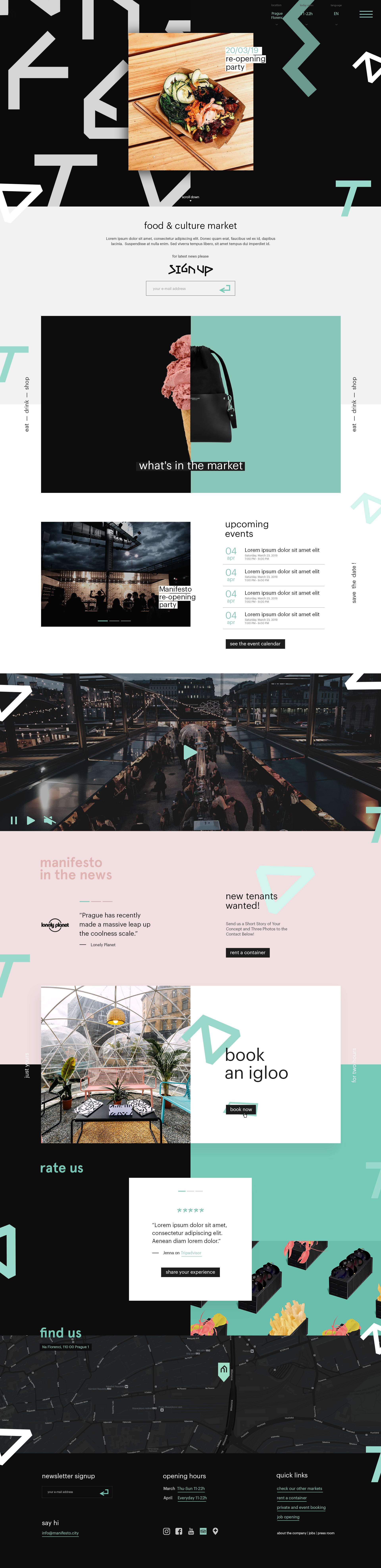 01. homepage